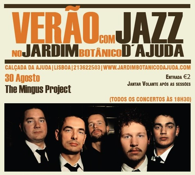 The Mingus Project Ajuda