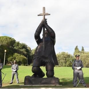 estatua-nuno-alvares-pereira-belem